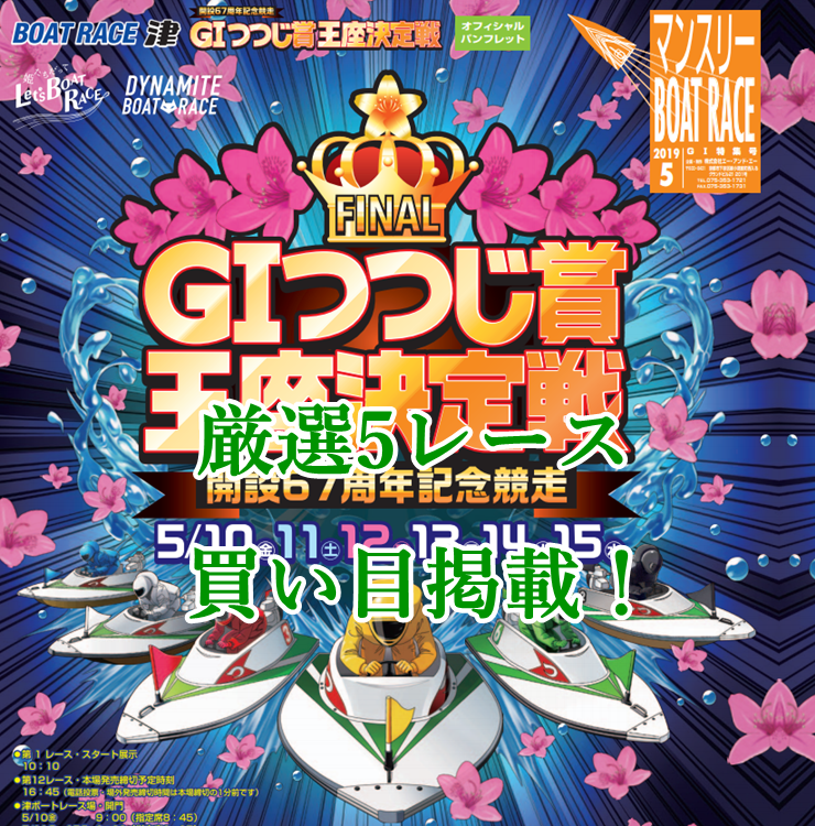 G1つつじ賞王座決定戦アイキャッチ