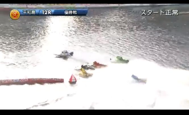 ボートレースクラシック優勝戦1M