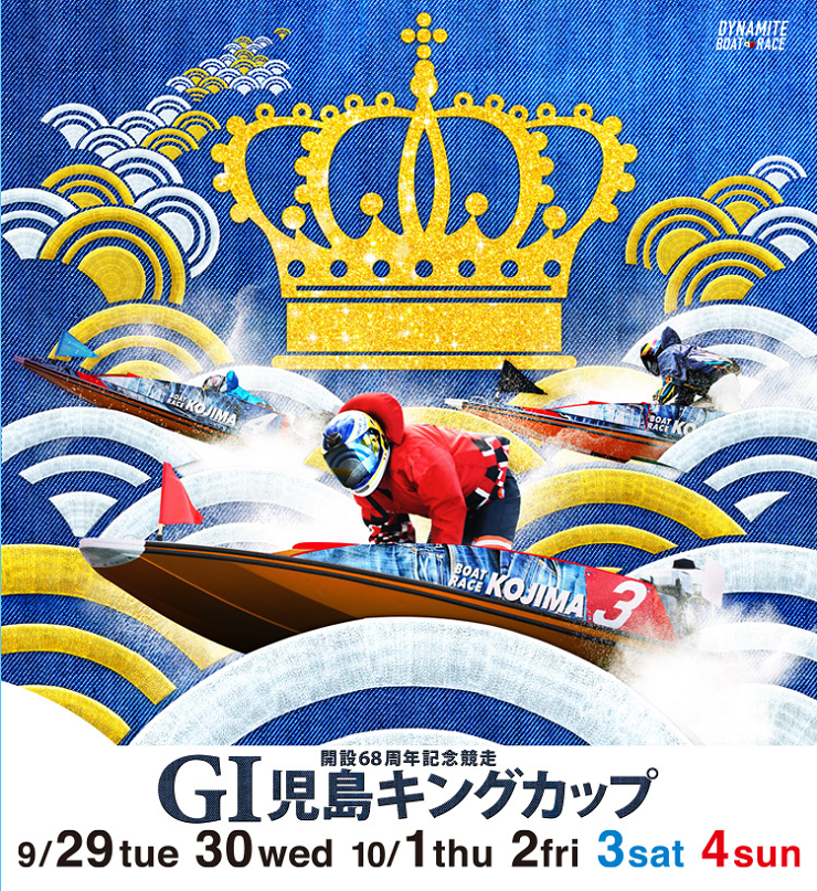 G1児島キングカップ2020