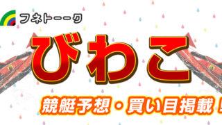 「競艇予想・びわこ」びわこヴィーナス!第2回酒処京都新京極スタンド杯(最終日)買い目掲載!